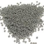 MIYUKI Rocaille 11-0 Galvanized Grey Luster 25g