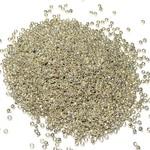 TOHO Round 15-0 Galvanized Aluminum 10g