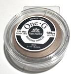 TOHO One-G Thread Beige 125 yd