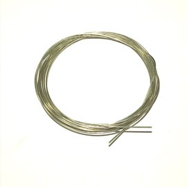 WIRE Sterling Silver Round 22ga 25Ft/pkg
