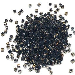 TOHO Hex 11-0 Metallic Iris - Brown 20g Tb