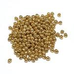 MIYUKI Drop Duracoat Galvanized Gold 10g