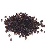 TOHO Hex 8-0 Higher Metallic Amethyst 20g Tb