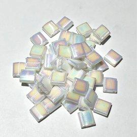 MIYUKI Tila Opaque White Pearl AB 10g