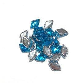 MATUBO GemDuo Backlit Aquamarine 10g