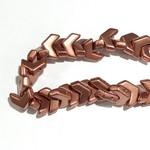 MATUBO Chevron Bronze Copper