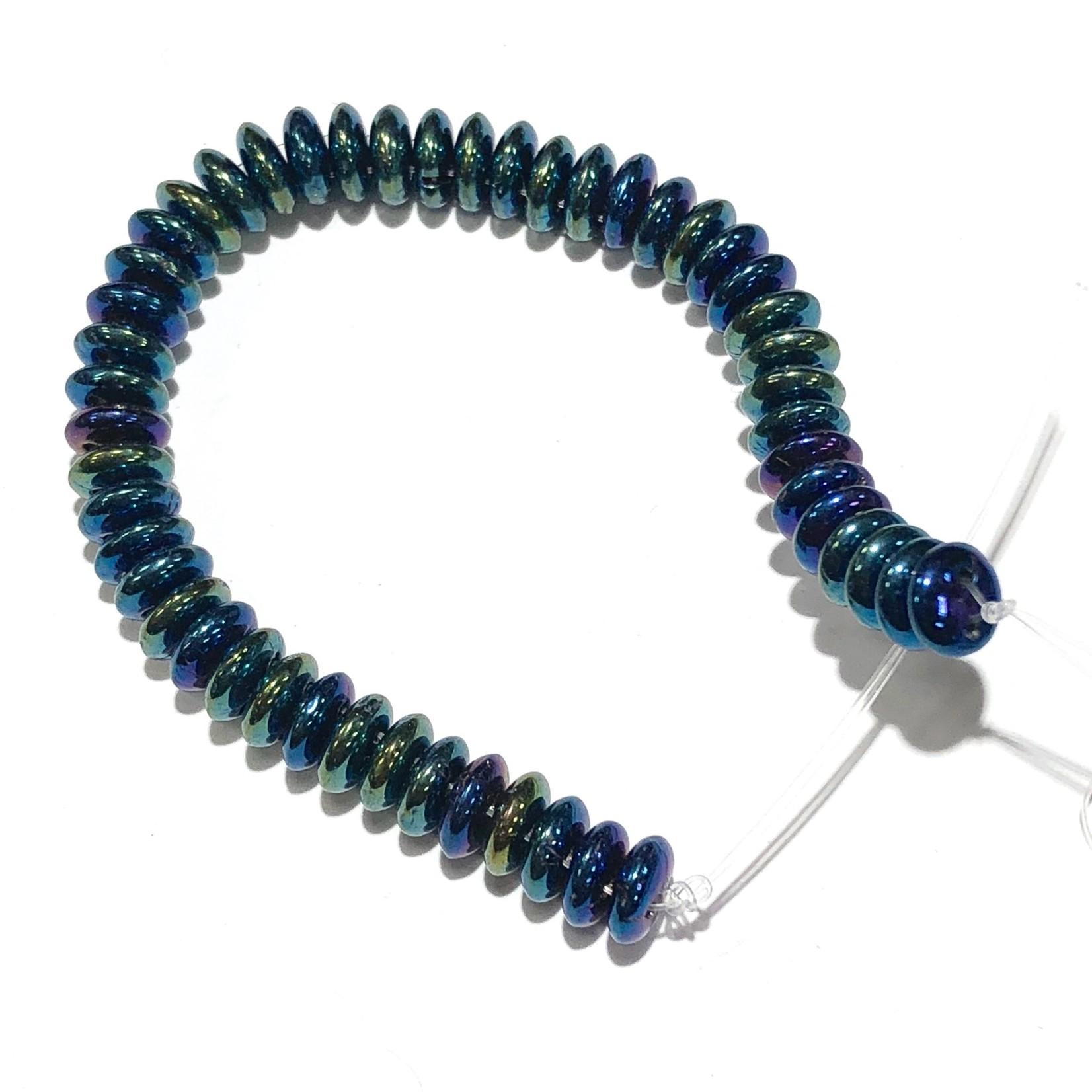 CzechMates LENTIL Iris - Blue 10g