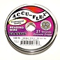 ACCU FLEX Bead Wire 21 Strand .019in 100Ft