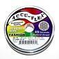 ACCU FLEX Bead Wire 49 Str .019in, 30 Ft Stormy Blue