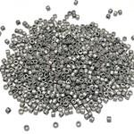 MIYUKI Delica 11-0 Matte Metallic Silver 10g