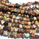 PICASSO JASPER Natural Nugget Beads 11 - 13mm