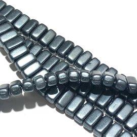 CzechMates BRICKS Pearl Coat Charcoal