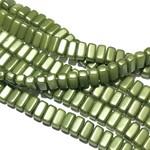 CzechMates BRICKS Olive Green