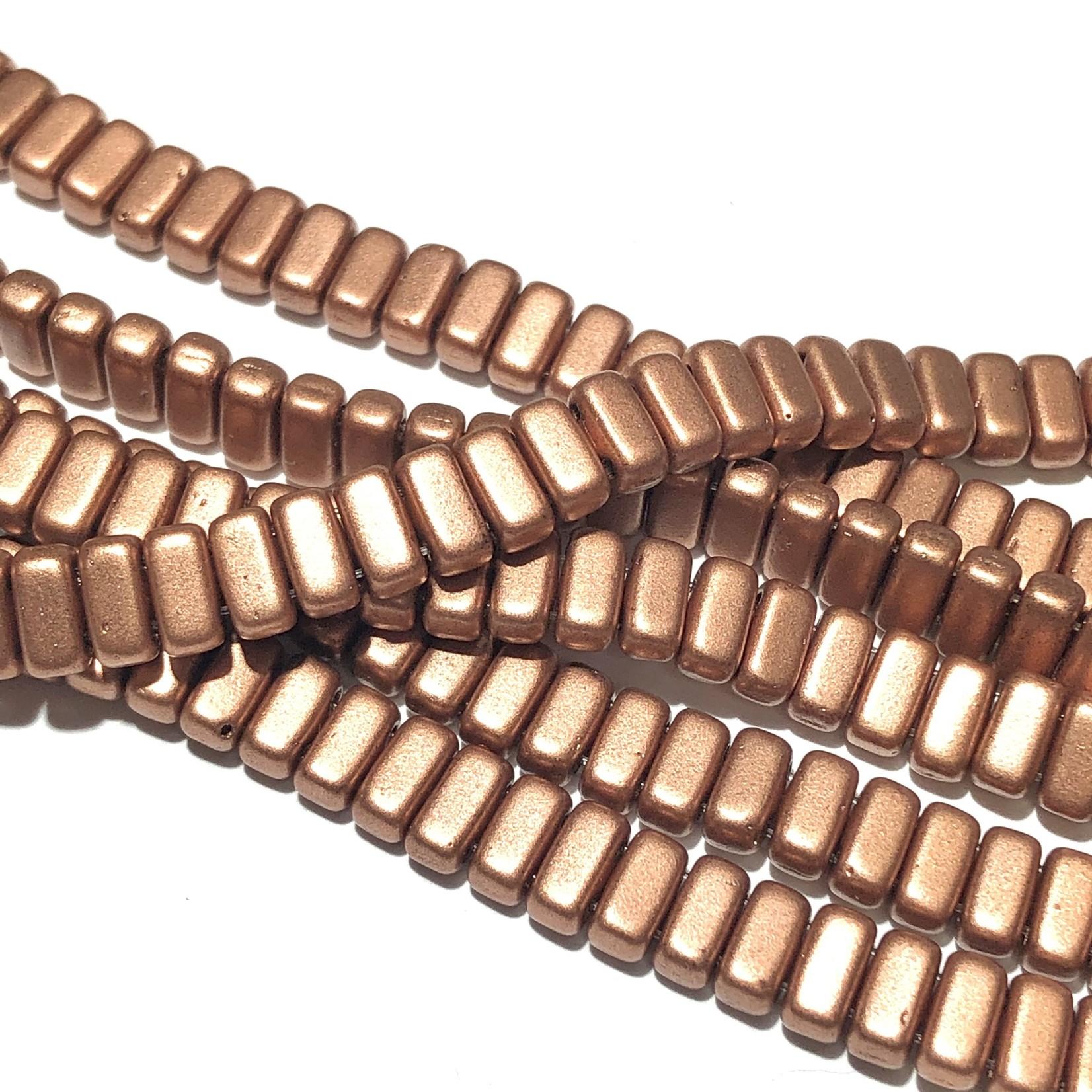 CzechMates BRICKS Matte Metallic Copper
