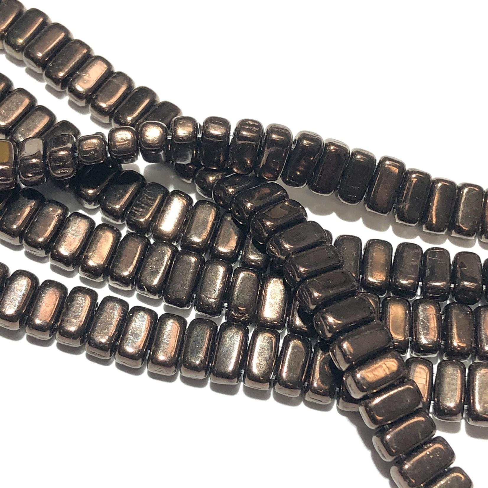 CzechMates CzechMates BRICKS Dark Bronze