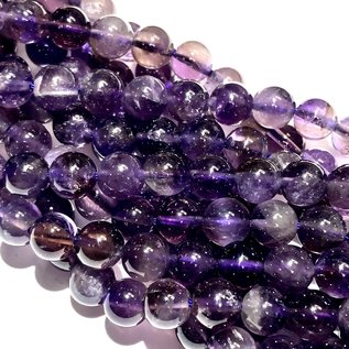 AMETHYST Grade B Natural 6mm Round