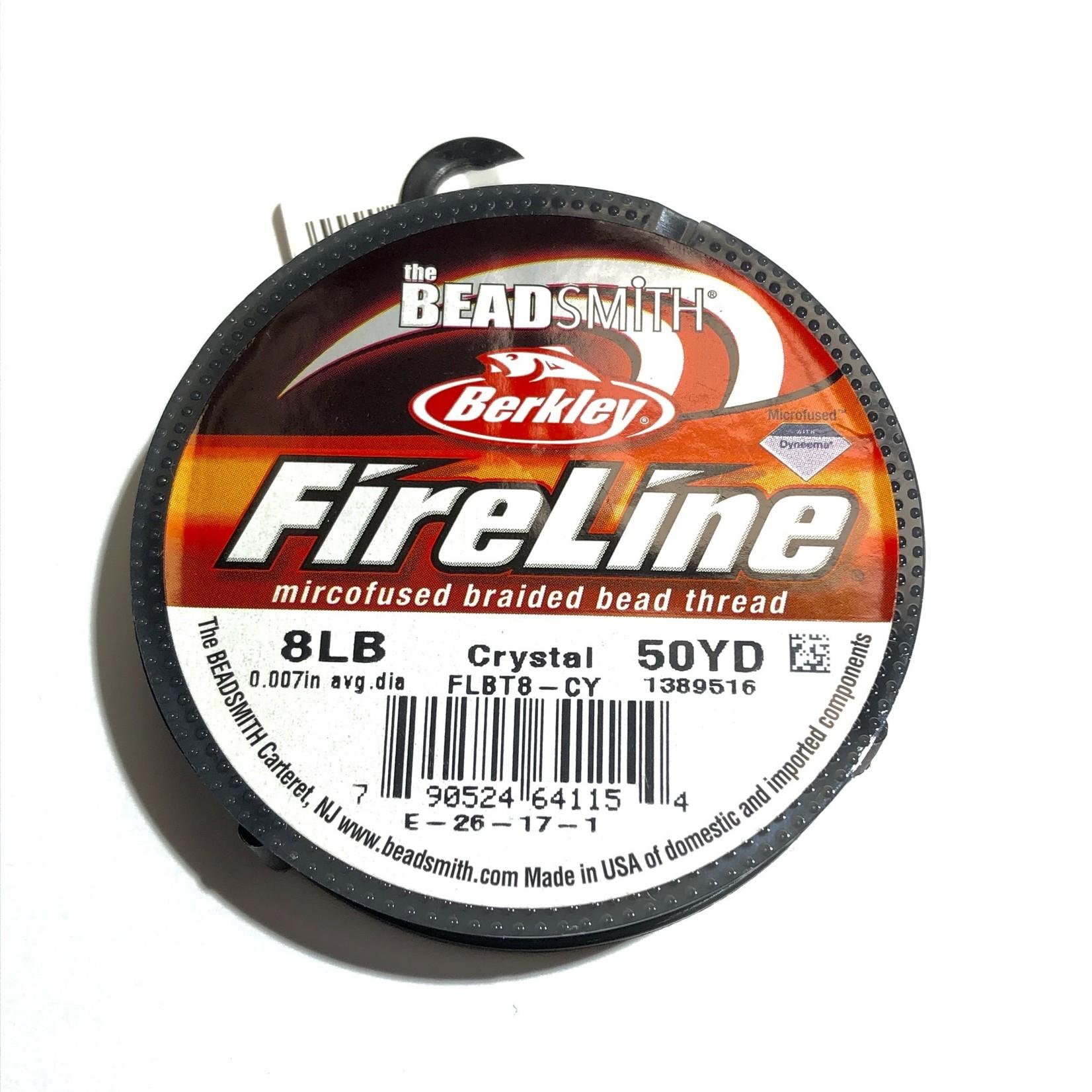 FIRELINE Crystal 8lb 50yd
