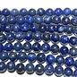 Lapis Lazuli Natural Dyed 6mm Round
