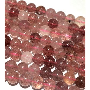 Natural LEPIDOCROCITE 8mm Round