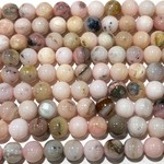 Natural Pink OPAL 8mm Round