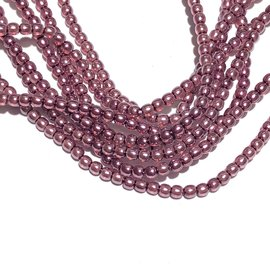 PRECIOSA Crystal Pearls 2mm Fuchsia 150/Str