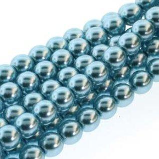 PRECIOSA Crystal Pearls 8mm Cerulean 75/Str