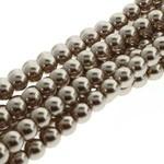 PRECIOSA Crystal Pearls 6mm Champagne 75/Str