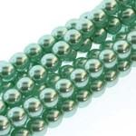 PRECIOSA Crystal Pearls 6mm Aqua 75/Str