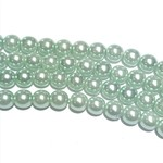 PRECIOSA Crystal Pearls 6mm Chrysolite 75/Str