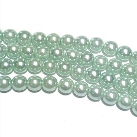PRECIOSA Crystal Pearls 6mm Chrysolite 75/Str