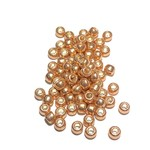 TOHO Round 6-0 Galvanized Rose Gold 22.5g