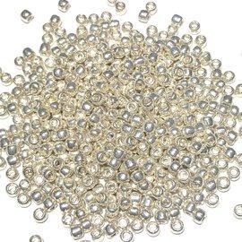 TOHO Round 8-0 Galvanized Aluminum 22.5g