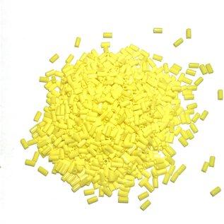 MIYUKI Bugle #1 Opaque Yellow 25g