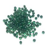 MIYUKI Drop Transparent Green AB 10g