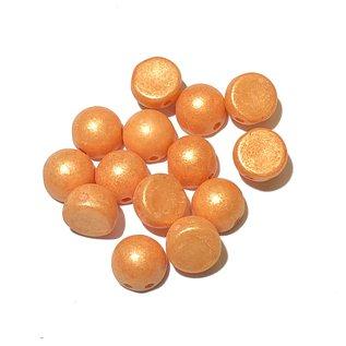 CzechMates CABOCHON Tangerine Pacifica 10g