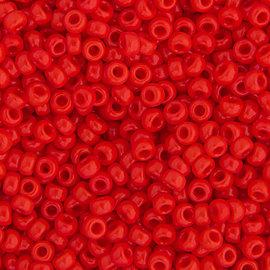 MIYUKI Rocaille 11-0 Opaque Red Vermillion 25g