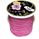 Nylon Bead/Knot CORD 0.8mm/120m - Orchid