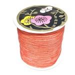 Nylon Bead/Knot CORD 0.8mm/120m - Salmon