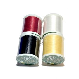 KO Beading Thread 330 Tex 4 RollsNative Spirit Mix