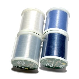 KO Beading Thread 330 Tex 4 Rolls Surf's Up Mix