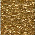 PRECIOSA Silver Lined Gold 6-0 Hanks