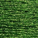 PRECIOSA Silver Lined Light Green 6-0 Hanks