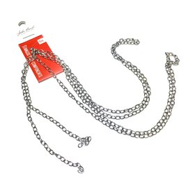 CHAIN Stainless Steel 3.7x2.4mm Links Rolo 1m