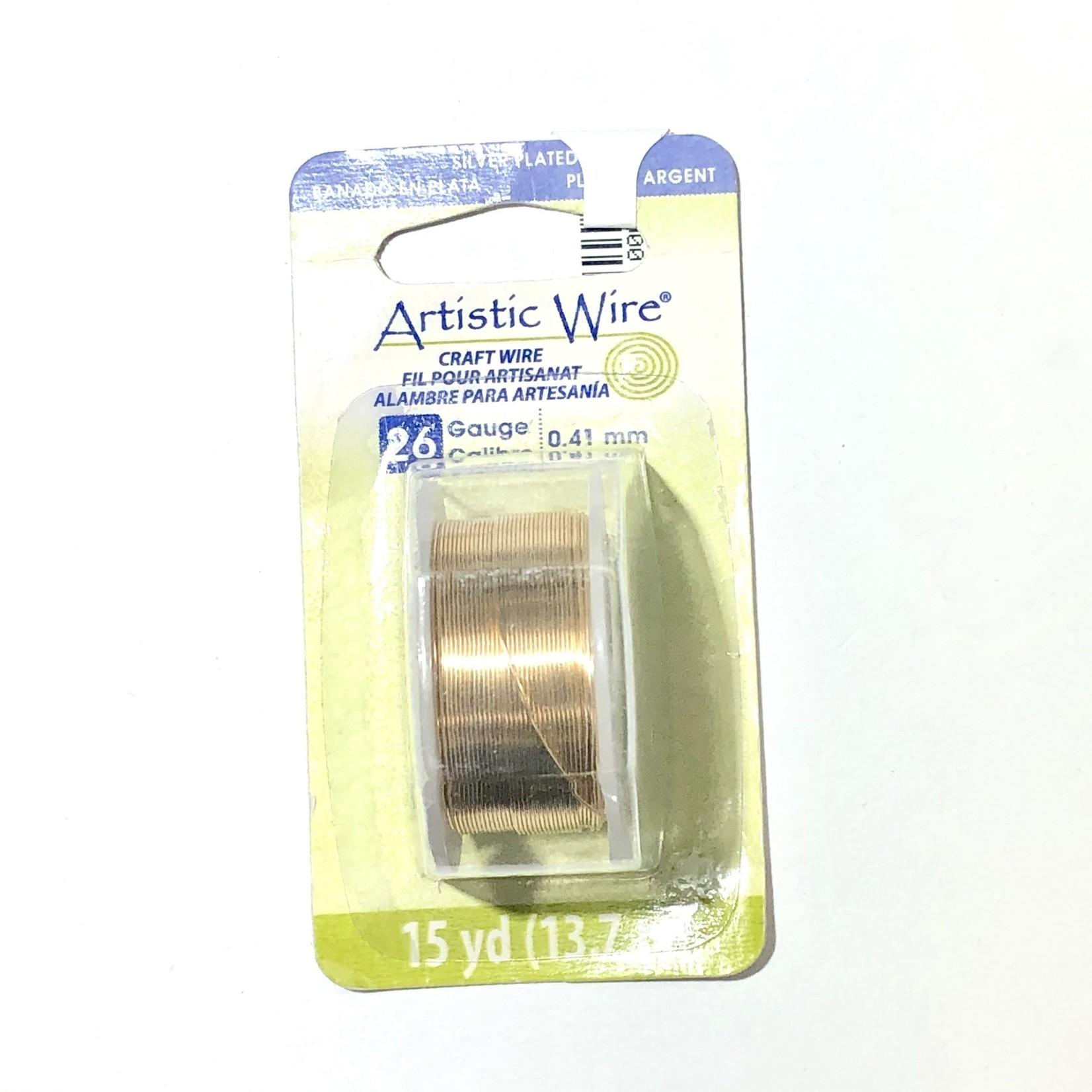 Artistic Wire Gold Colour 26Ga 15Yd