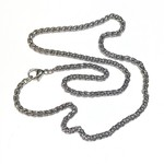 """CHAIN Stainless Steel 4mm Wheat 16"""""""