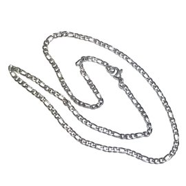 """CHAIN Stainless Steel 3mm Figaro 18"""""""