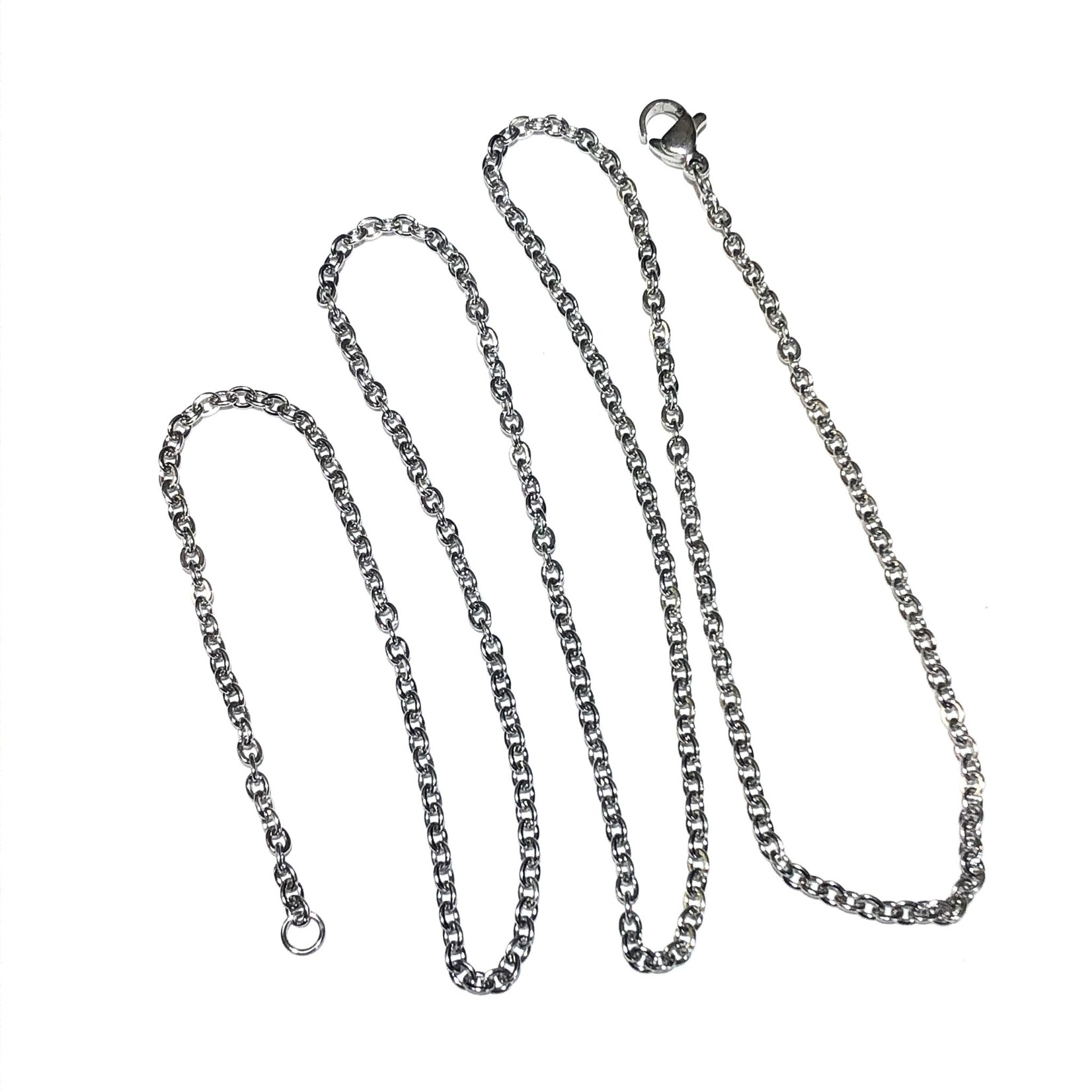 CHAIN Stainless Steel Cable 2.3mm 24 inch