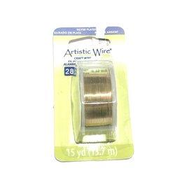 Artistic Wire Gold Colour 28Ga 15Yd