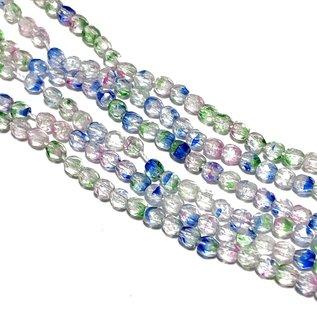 MATUBO Firepolish Crystal/Color 3mm
