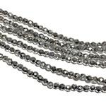 MATUBO Firepolish Silver Full 3mm